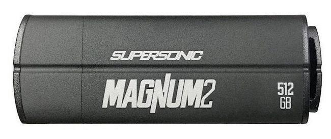 más rápido USB flash-conduce-patriota-supersónica-magnum-2-512GB