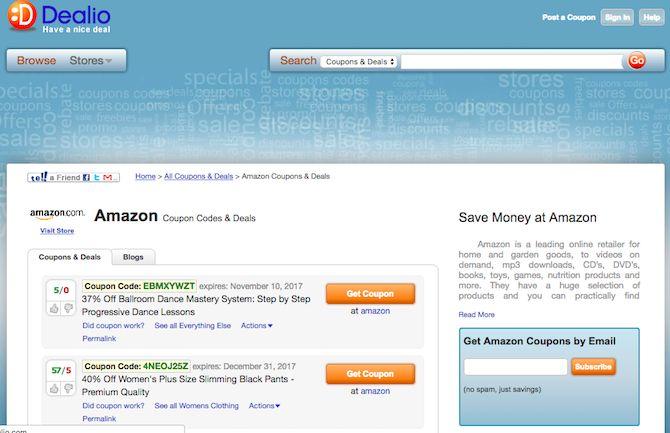 mejor-amazon-coupons-codes-Dealio