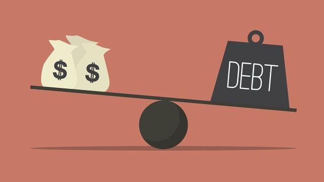 paypal-tarjeta de crédito de deuda