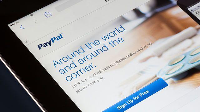 -ética de la tarjeta de crédito paypal-;
