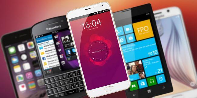 5 Razones para cambiar a teléfono ubuntu