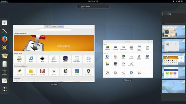 WhyUseFedora-GNOME-Shell