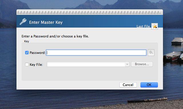 KeePassX seguridad de Linux