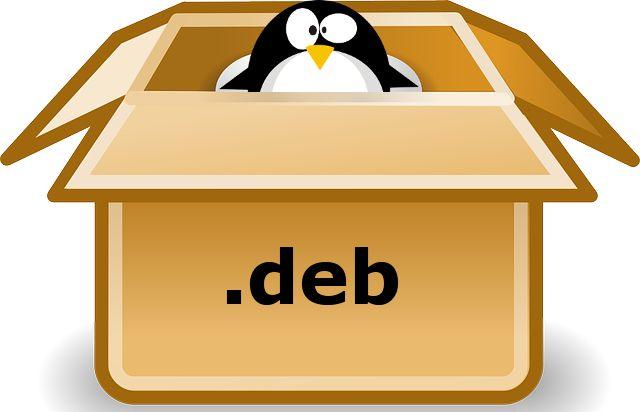 la instalación de paquete de aplicaciones de Linux