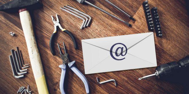 Las mejores herramientas de trabajo alternativo para las cosas que haces con el correo electrónico