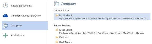 Office 2013 consejos y trucos