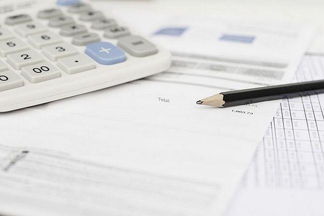 Calculadora y cuentas y Presupuesto