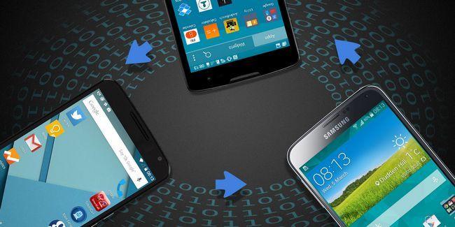 5 Aplicaciones de android únicos y libres de nubes para transferir archivos fácilmente
