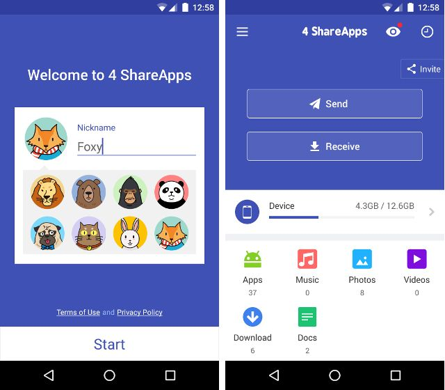AndroidTransferApps-4ShareApps