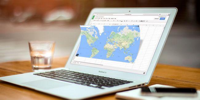 5 Maneras única de utilizar los mapas de google con otras herramientas de google
