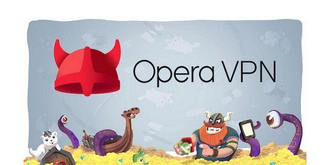 Opera VPN Promo