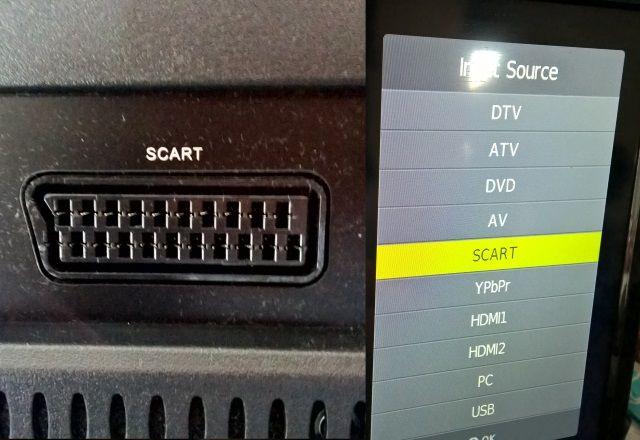 Muo-juegos-wii-conexión TV-SCART