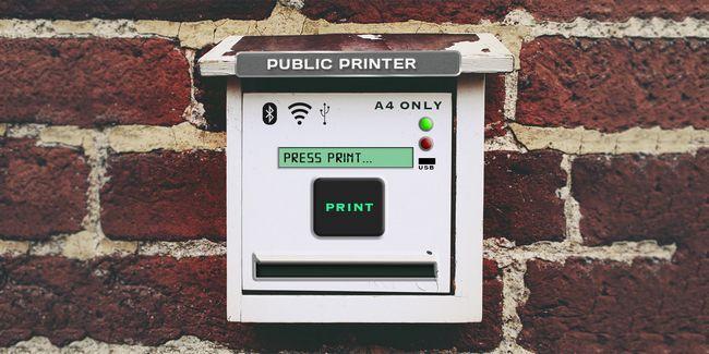 5 Maneras de imprimir documentos cuando se encuentra fuera de la casa