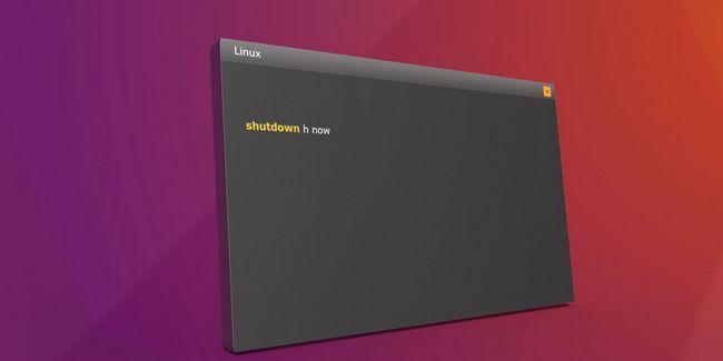 5 Maneras de apagar el ordenador linux desde la línea de comandos