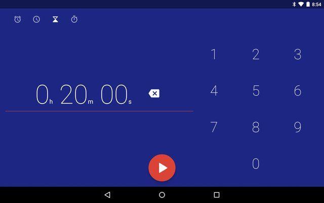 AndroidKitchen-Reloj