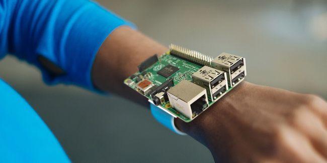 5 Proyectos wearable se puede construir con una frambuesa pi