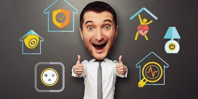 5 Vídeos de youtube para conseguir realmente emocionados con casas inteligentes