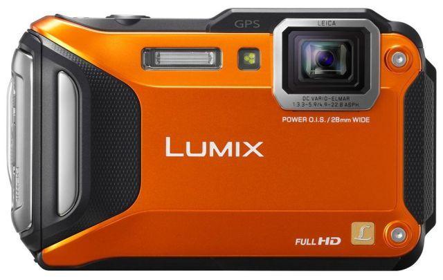 Lo mejor de apuntar y disparar-Cámaras-resistente-Panasonic-Lumix-TS5