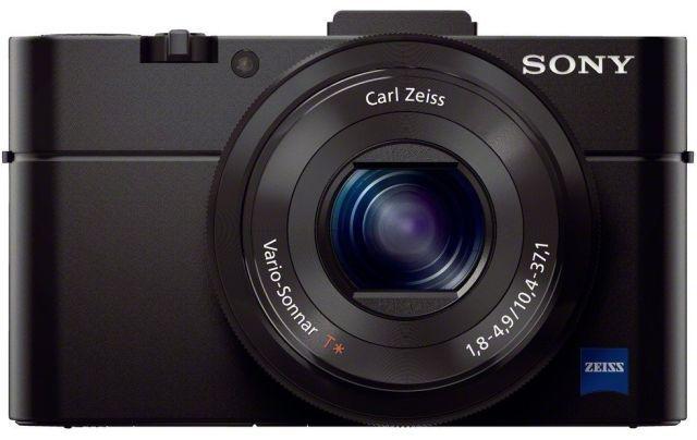 Lo mejor de apuntar y disparar-Cámaras-Óptica-Sony-DSC-RX-100-ii