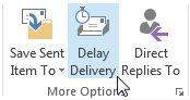Perspectivas de retardo Programador de entrega de correo electrónico