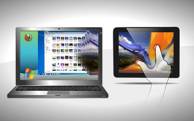 -Android-tablet-segundo de pantalla creativo