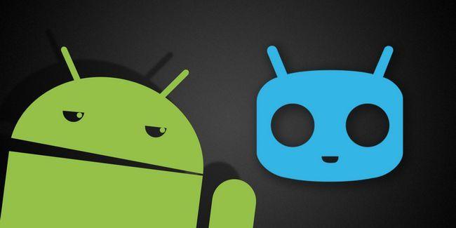 6 Cyanogenmod características que necesita en la acción androide