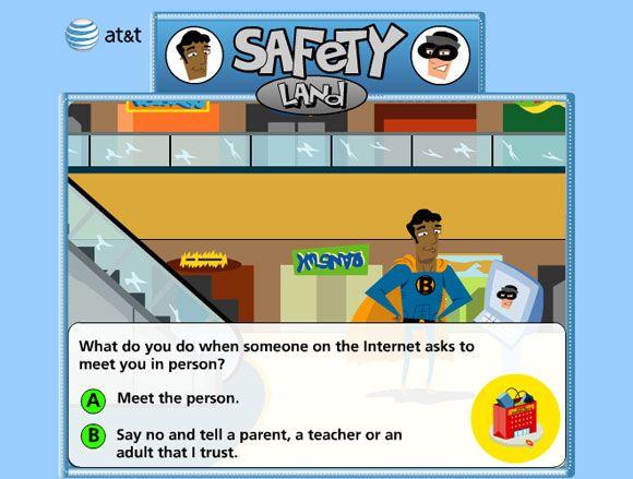 juegos de seguridad en Internet