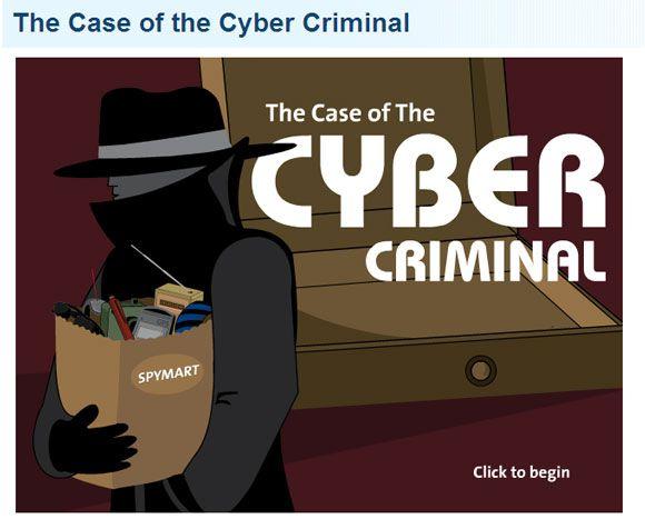 juegos de seguridad en Internet para niños