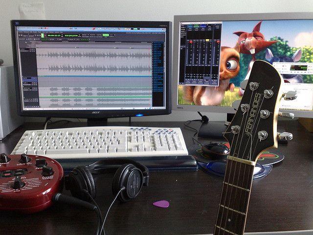 creativo-linux-distros-producción musical