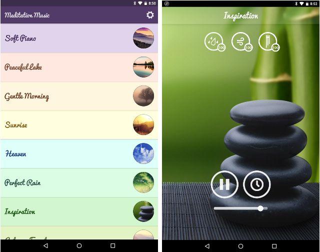 AndroidMeditationApps-meditación-Música