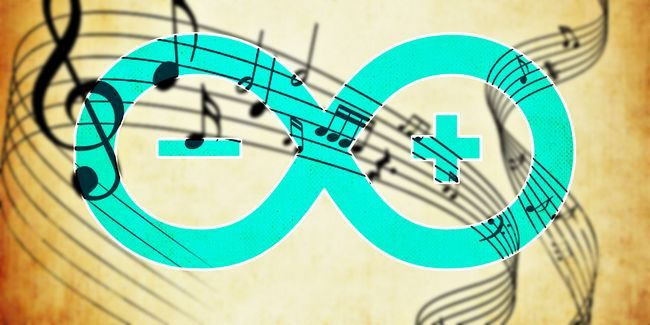 6 Proyectos musicales para principiantes de arduino