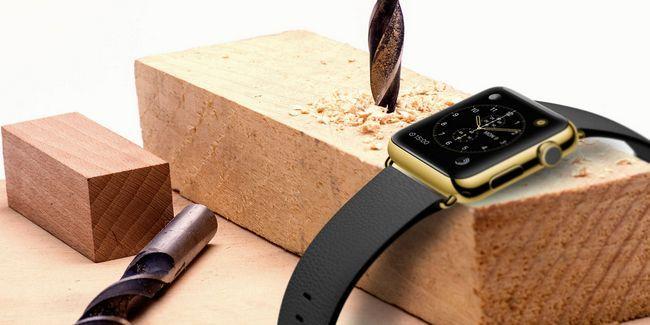 6 De los mejores puestos de manzana bricolaje carga de relojes