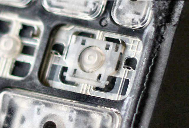 interruptor de membrana