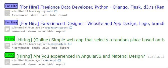 contratar programador-reddit-forhire