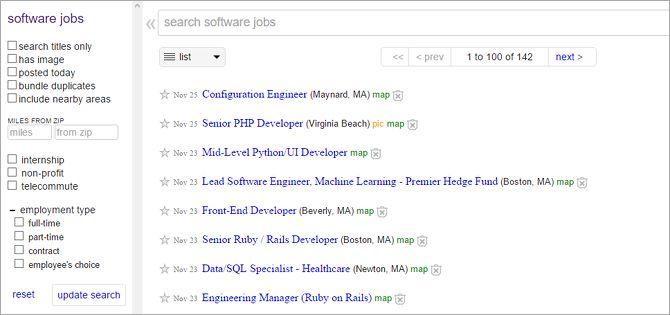 contratar programador-craigslist