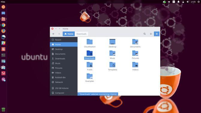 Ubuntu 16.04 Escritorio