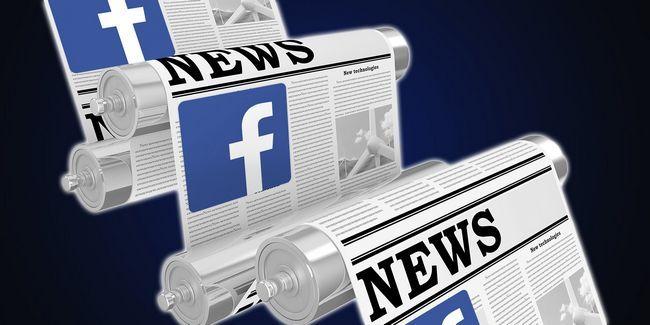 7 Ajustes de suministro de noticias avanzadas para los usuarios de facebook