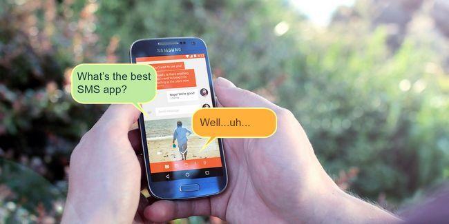 7 Asombrosos libre de android para los mensajes de texto sms mejor