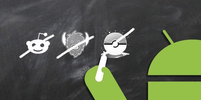 7 Aplicaciones de android se debe eliminar a ser más productivos en la escuela