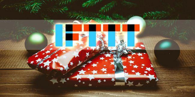 7 Regalos de navidad de la diversión para los frikis ifttt