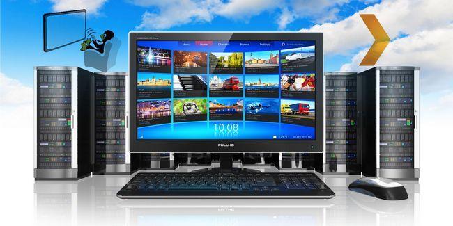 7 Mejores opciones de software de servidor de medios para linux