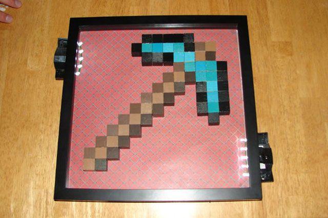 Minecraft-diy-pico-lámpara
