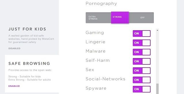 Meta-CERT-Ajustes de pantalla