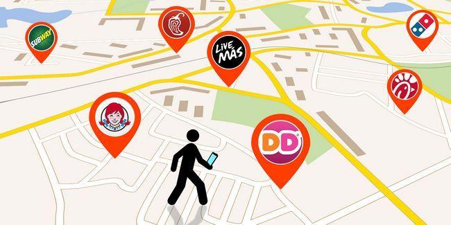 7 Restaurantes de comida rápida con sorprendentes aplicaciones de android