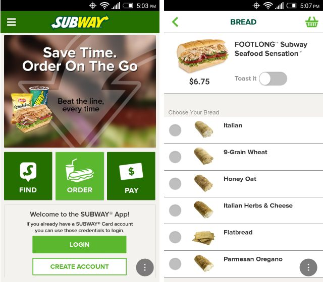 AndroidRestaurants-metro