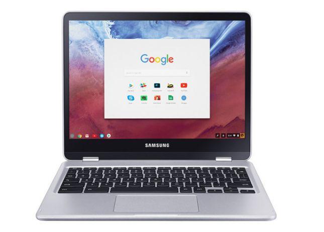 Samsung Chromebook además
