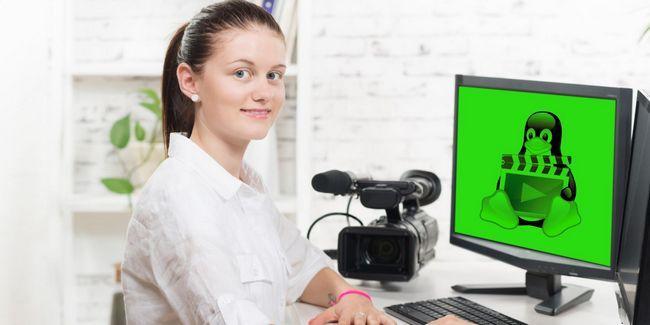 7 Abiertos editores de vídeo de código libre para linux