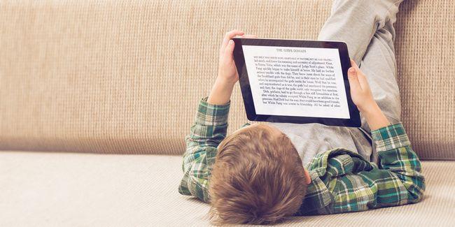 7 Juegos para inspirar el amor de un niño por la lectura