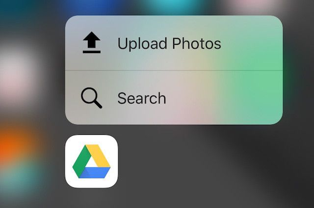 Google-Drive-búsqueda-tips-3d-touch-search-ios
