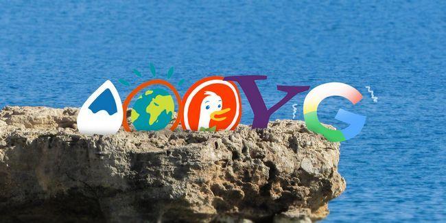 7 Alternativas de búsqueda de google y sus características de marca